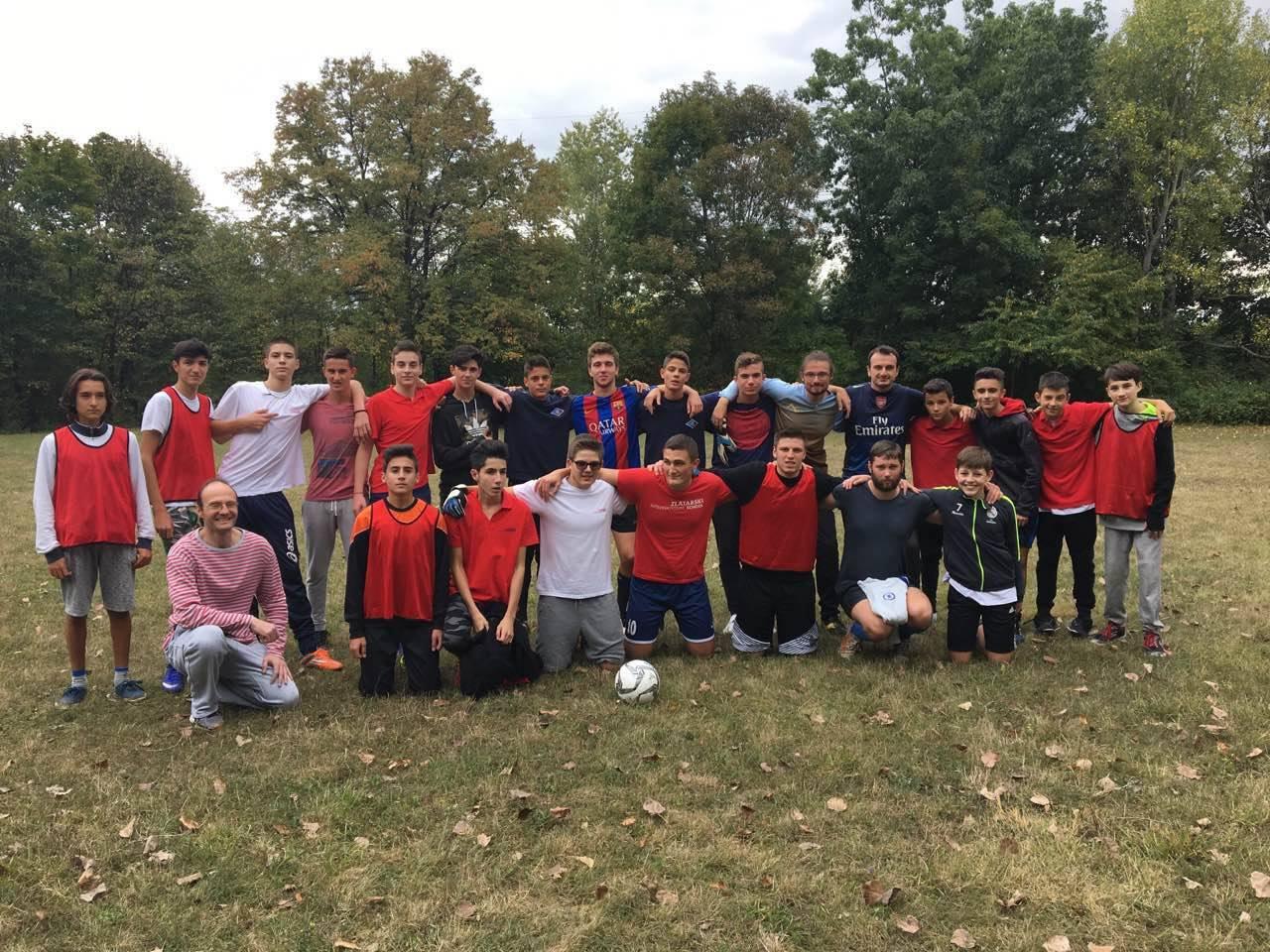 Team spirit at Zlatarski International School of Sofia