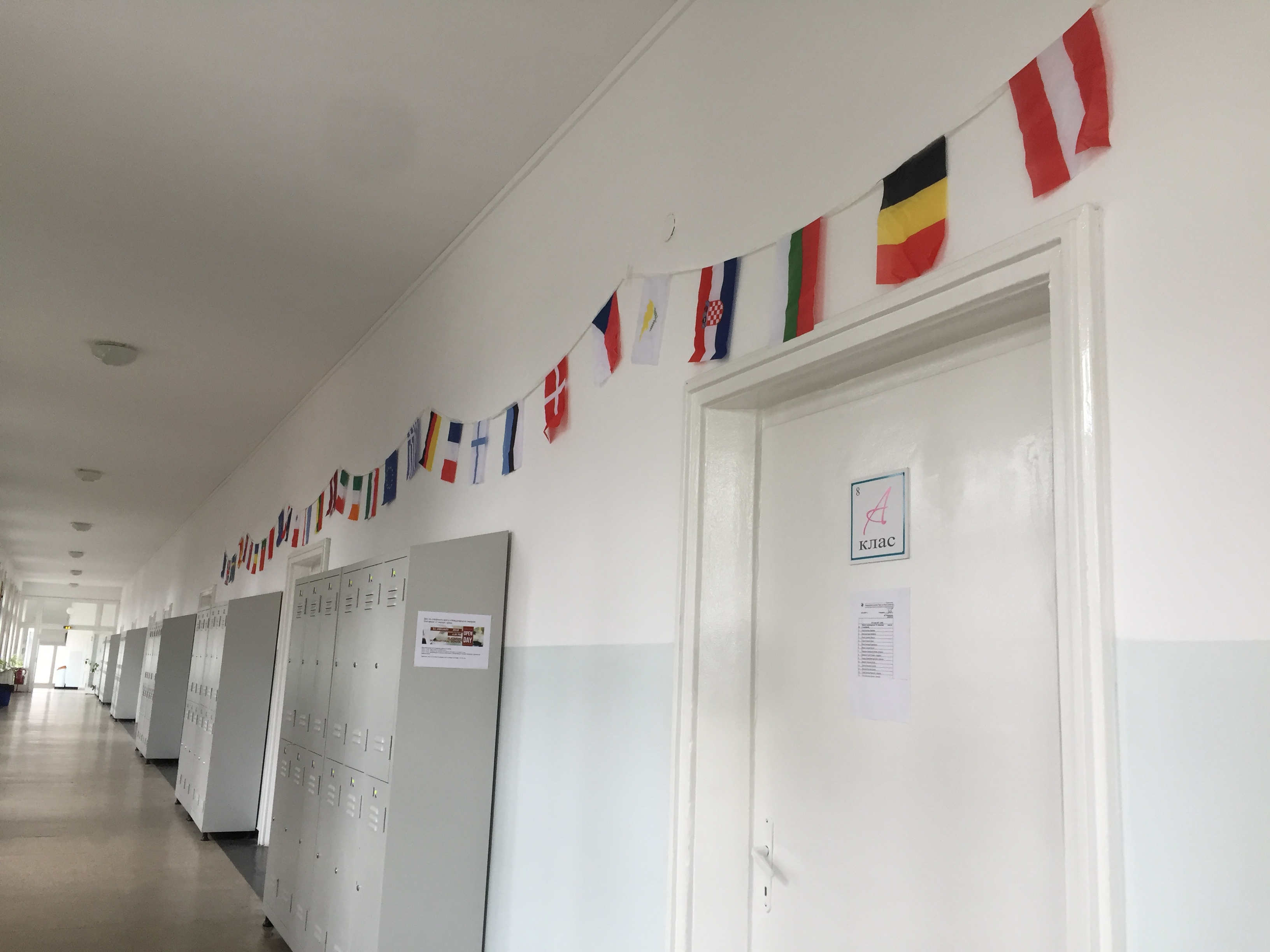 International Week at Zlatarski International School of Sofia