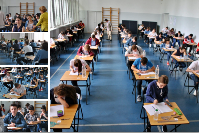Results announcement from the exam 18 April 2019